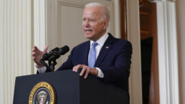 Biden Explains Afghan Pullout