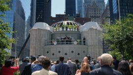 Orthodox Church Rebuilt 20 Years After 9/11