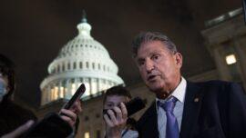 Democrats' $3.5 Trillion Spending Plan Hits Roadblock
