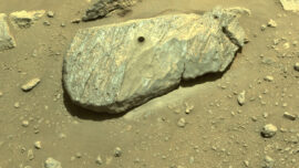 LIVE: NASA Discusses Findings From Rock Samples on Mars