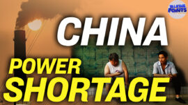 China's Power Shortage May Spark Systemic Economic Changes; Japan's Likely New PM Concerned About China