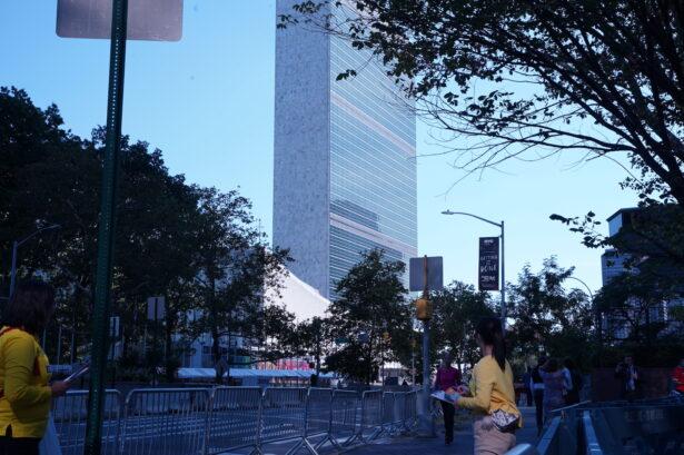 UN Falun Gong