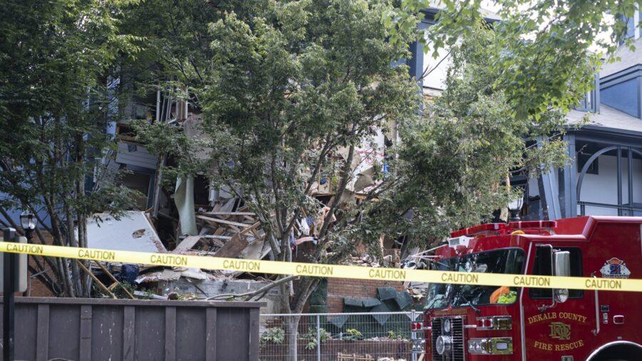 Weekend Blast: Gas Now Shut Off to Georgia Apartment Complex