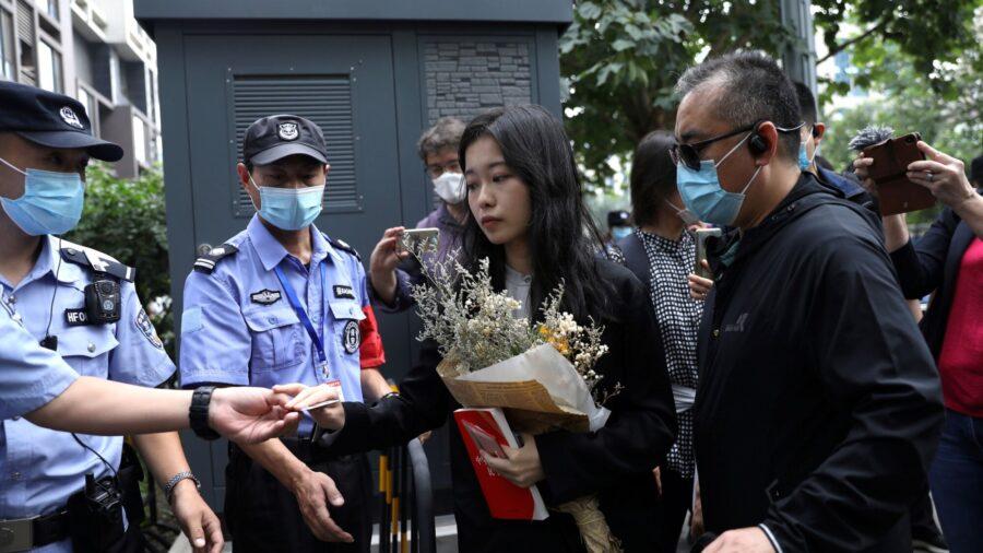 Chinese Court Rules Against #MeToo Plaintiff
