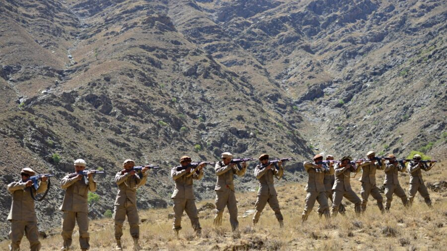 Afghan Resistance Forces Say They've Captured Hundreds of Taliban Amid Conflicting Reports