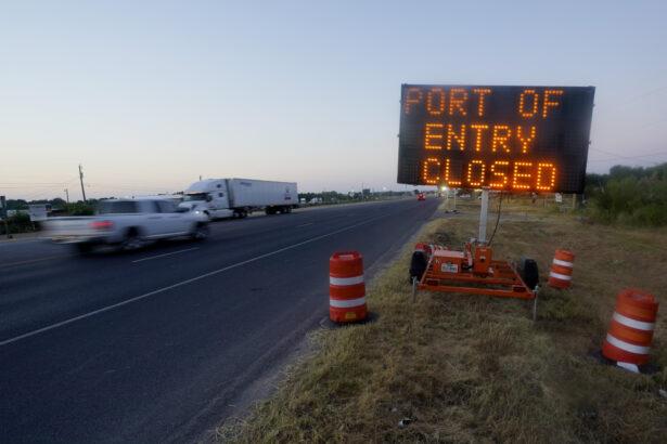 border closure haitians