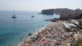 Vacationers Return to Croatia