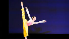 Dancers Awarded at NTD International Classical Chinese Dance Competition