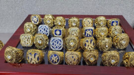 Customs Officers Seize 86 Fake Championship Rings