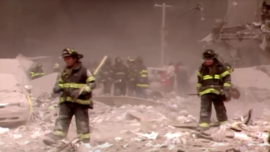 New York City Fire Department Commissioner Remembers NY's Bravest
