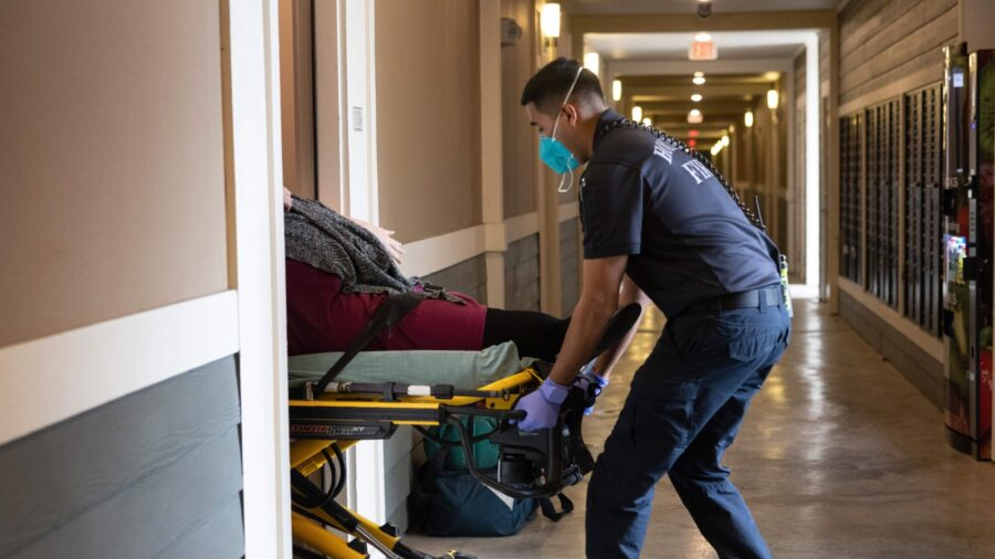 No Significant Change in COVID-19 Hospitalization Outcomes During Delta Surge: CDC Study