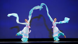 NTD Classical Chinese Dance Competition: Understandings of the Art Form