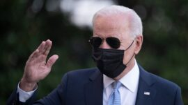 Biden Says Democrats Stuck in 'Stalemate' in Talks on $3.5 Trillion Spending Bill