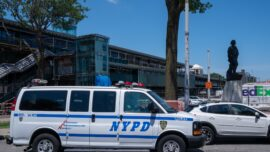 Husband Holds NYPD Officer Hostage With Her Own Gun