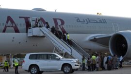 First Flight From Kabul Since US Withdrawal Lands in Qatar