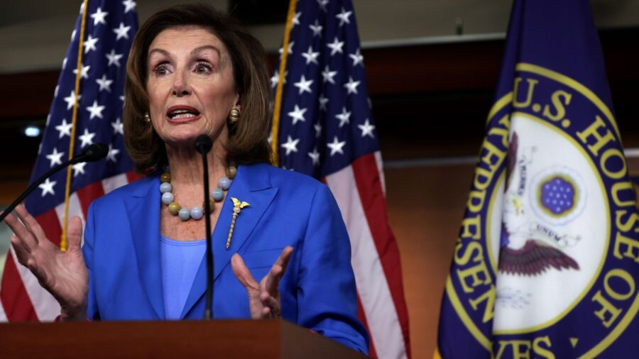 Pelosi Says Reconciliation Bill Is on Path to Pass, but Democrats Still Divided