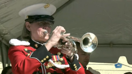 LIVE: Pentagon Employees Hold a 9/11 Observance Ceremony