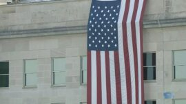 Pentagon Marks the 20th Anniversary of 9/11 Attacks