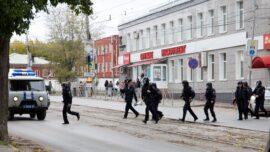 Shooting in Russian University Leaves 6 Dead