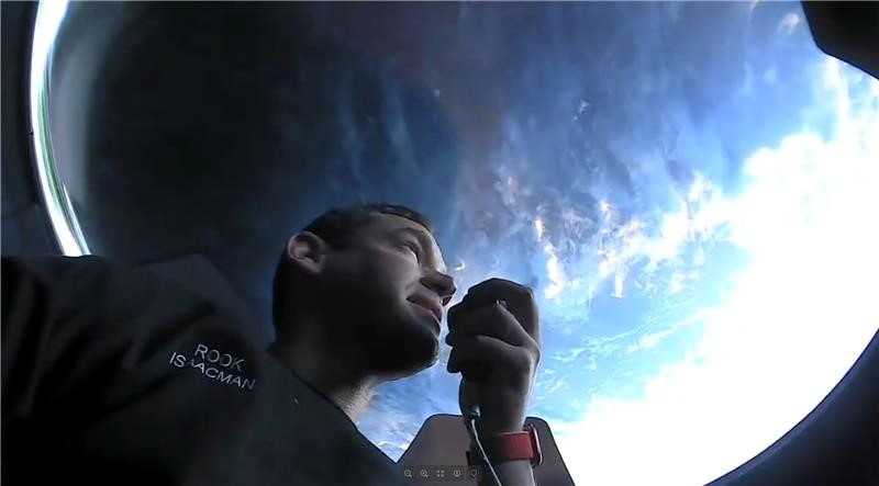 Jared Isaacman SpaceX