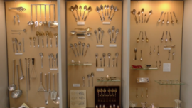 Russian Museum Displays Over 5,000 Spoons