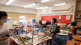 Educators Seek Biden's Help With 'Threats'