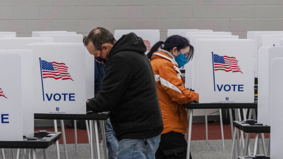 New Georgia Proposal: Only Citizens Can Vote