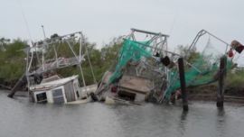 Ida Leaves Louisiana Seafood Business Devastated