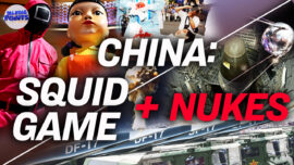 China's Hypersonic Weapon Can Bypass US Missile Defense; Squid Game's Plot Reveals Organ Harvesting