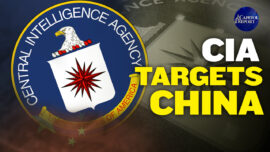 Capitol Report (Oct. 8): CIA Creates Special Project to Deal With China Threat