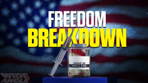 EXCLUSIVE: Do Vaccine Mandates in the US Resemble Practices in Communist China? Is the US at Brink of War with CCP?