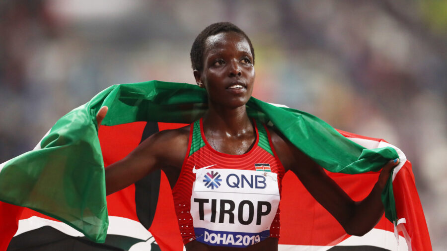 Tokyo Olympic Runner and Kenya World Record Holder Found Stabbed to Death
