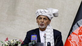 US Watchdog Will Look Into Allegations Afghan's Ghani Took Money From Country