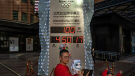 China Races to Contain New COVID-19 Outbreak, 100 Days Before Winter Olympics