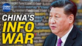 'If All You Had Was One Source of News': Chris Fenton on Beijing's Information Warfare