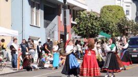 California Italian Heritage Parade Resumes