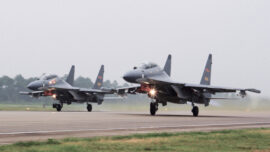 US Condemns 'Provocative' Chinese Military Flights Near Taiwan