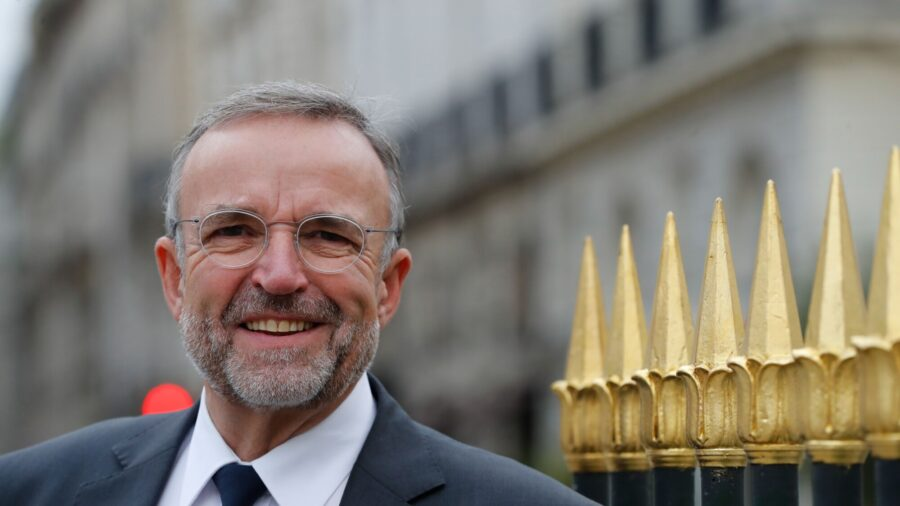 CCP a Threat to Universities: French Senator
