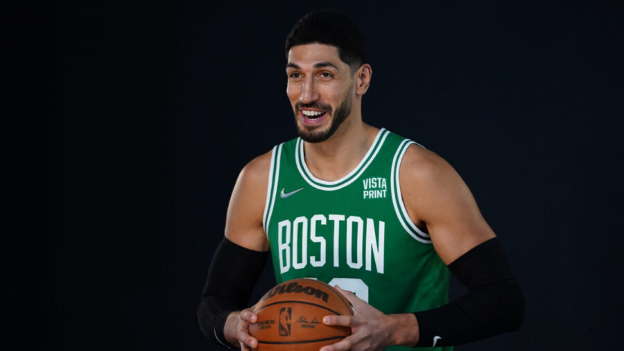 Celtics Games Scrapped in China After Player Calls Out Beijing's Tibet Suppression