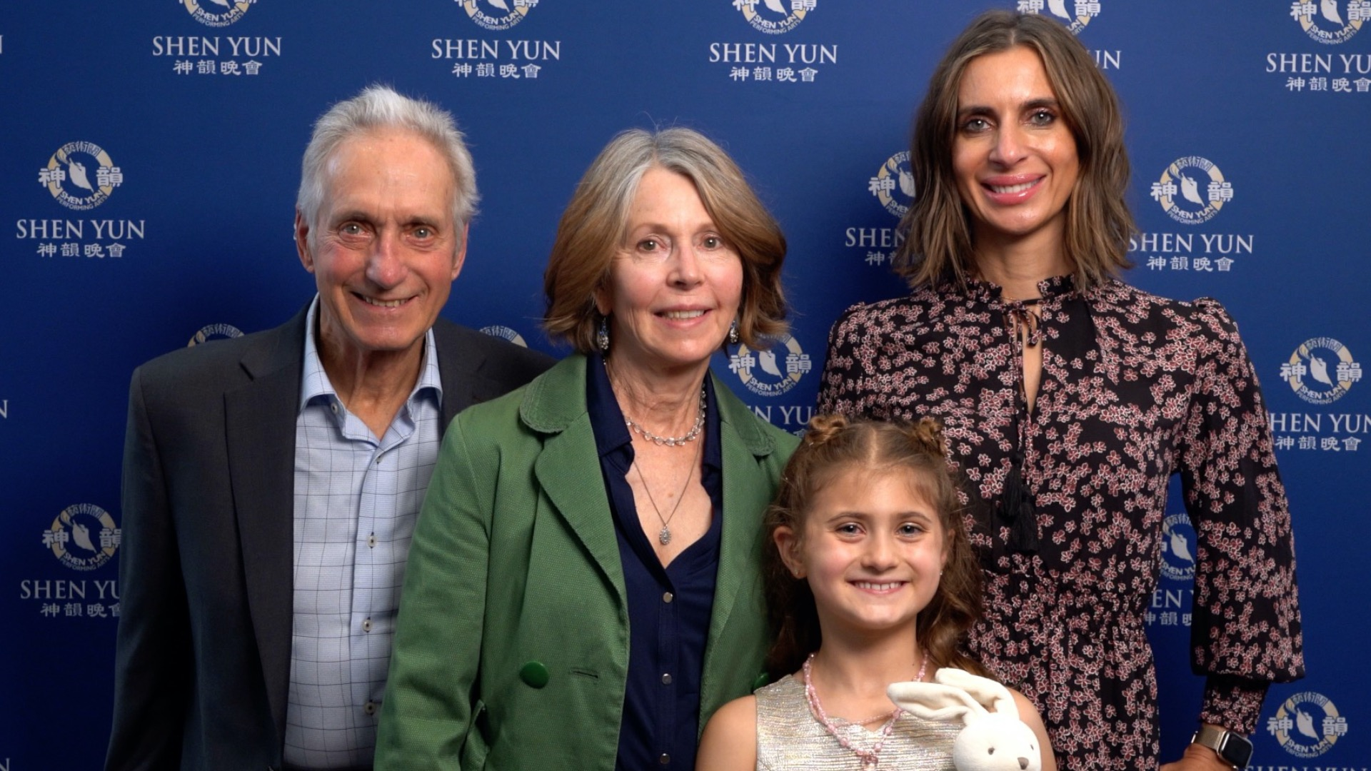 Family Inspired by Shen Yun: 'We Need This Beauty and We Need Culture'