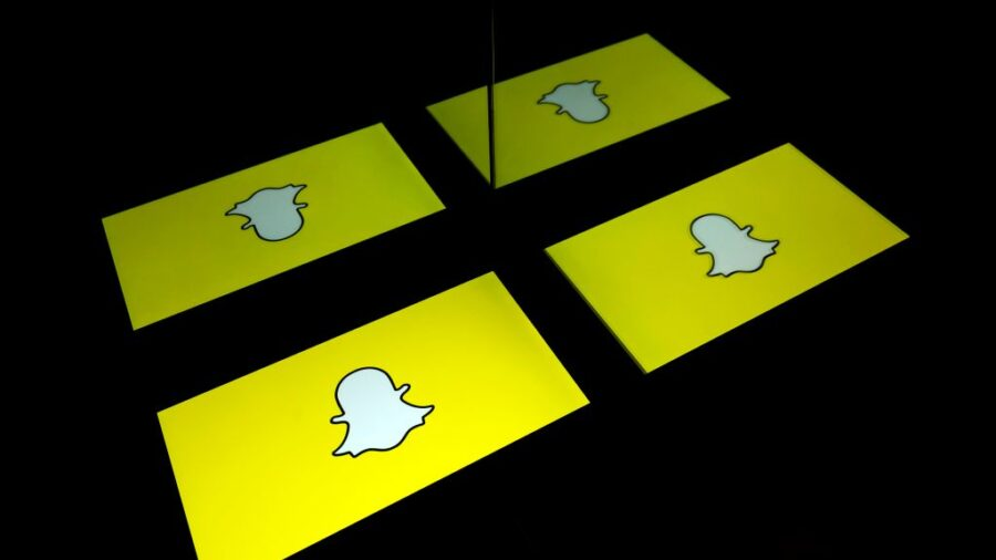 Snapchat Takes a Hit From Apple's Privacy Changes