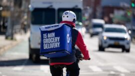 Ultrafast Grocery Delivery Services in NYC