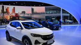 China Keeping Foreign Auto Companies Alive