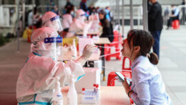 New Wave of Pandemic in 10 Chinese Provinces