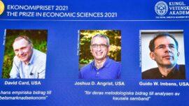 Nobel Prize in Economics Awarded to US Trio