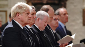 Members of Parliament Pay Tribute to Sir David Amess