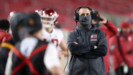 Washington State Coach Fired for Refusing Vaccine