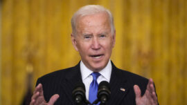 Biden Meets With Business Leaders Over Supply Issues
