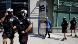 Toronto Says Police Not Vaccinated By Deadline Will Be Put on Unpaid Leave