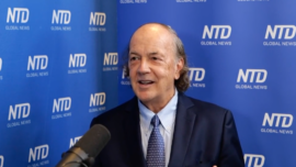 James Rickards on the Chinese Communist Regime and the Economy